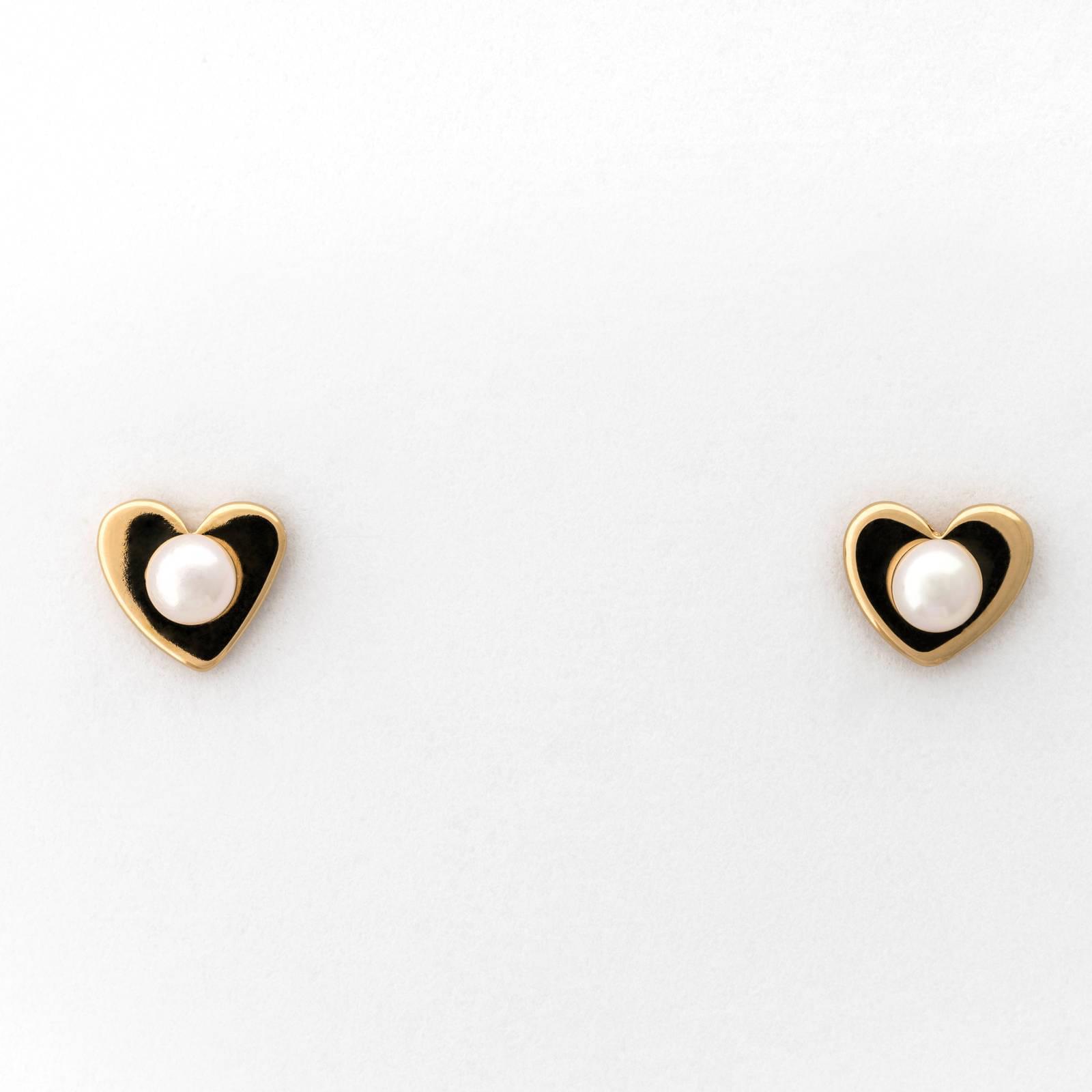 Brincos Heart - 16394.01.1